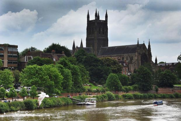 Worcester Severn Festival brings in the crowds