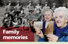 Worcester News: Family Memories