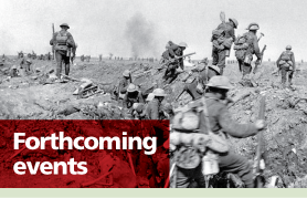 Worcester News: WW1 Events