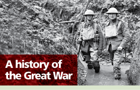 Worcester News: A history of the Great War