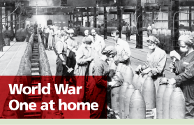 Worcester News: WW1 At Home