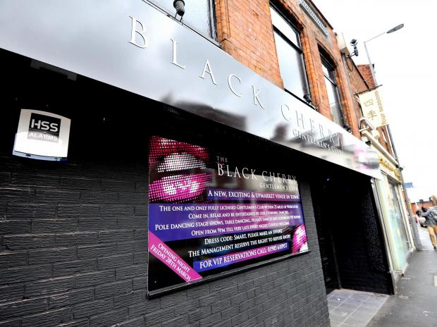 Worcester News: Lap-dance club in Worcester needs sex licence or will be forced to shut