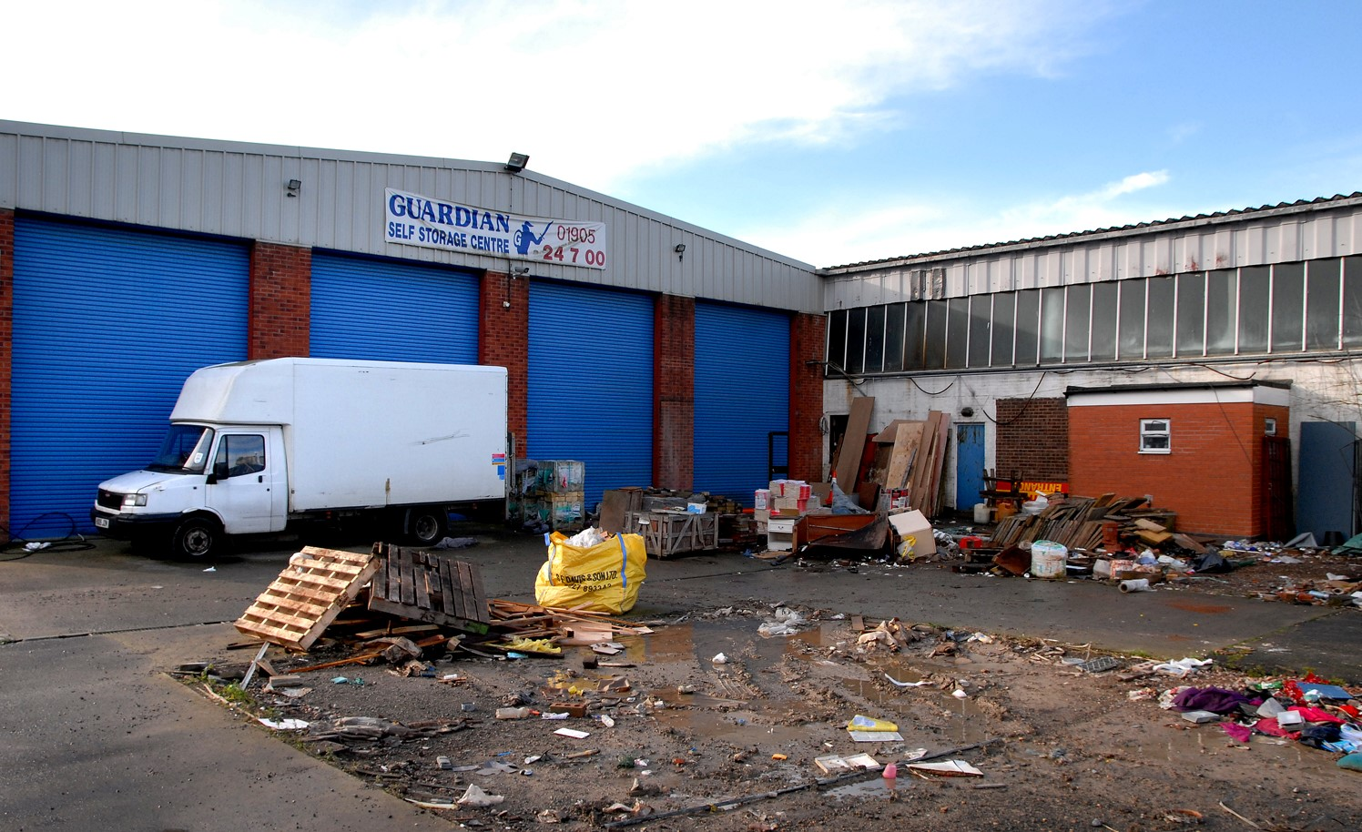 Guardian storage scandal - director banned for five years but NO criminal charges brought