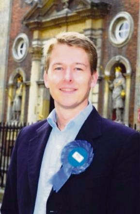 Worcester MP Robin Walker has praised the city's job figures.