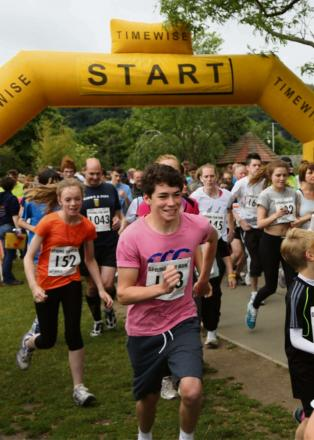 RUN: There is still time to sign up to this year's Acorns Triple Run.