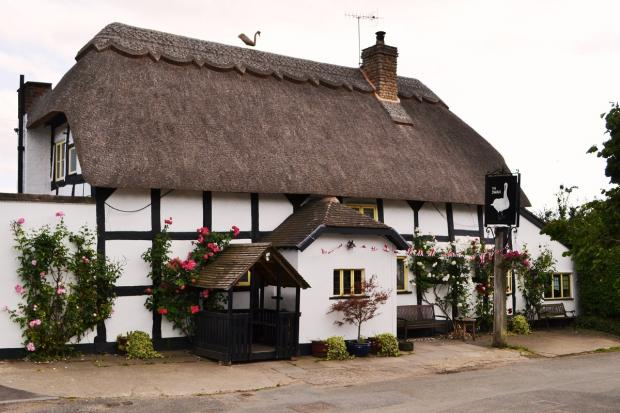 Worcester News: NEW OWNERS: The Swan at Birlingham