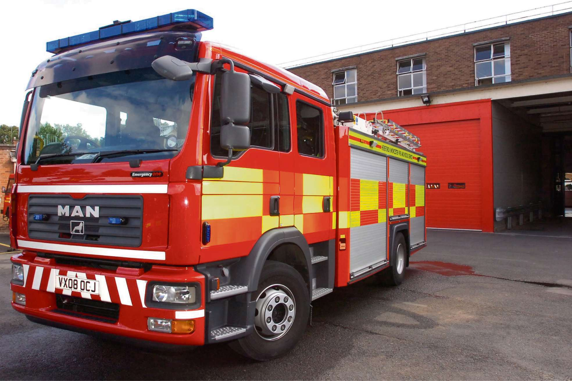 Take extra care during firefighters' strike on Thursday