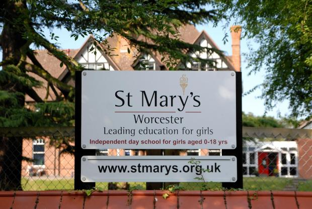 2614632411 Paul Jackson 23.06.14 Worcester St Mary's Worcester, has announced that it is closing at the end of the academic year. (7444794)