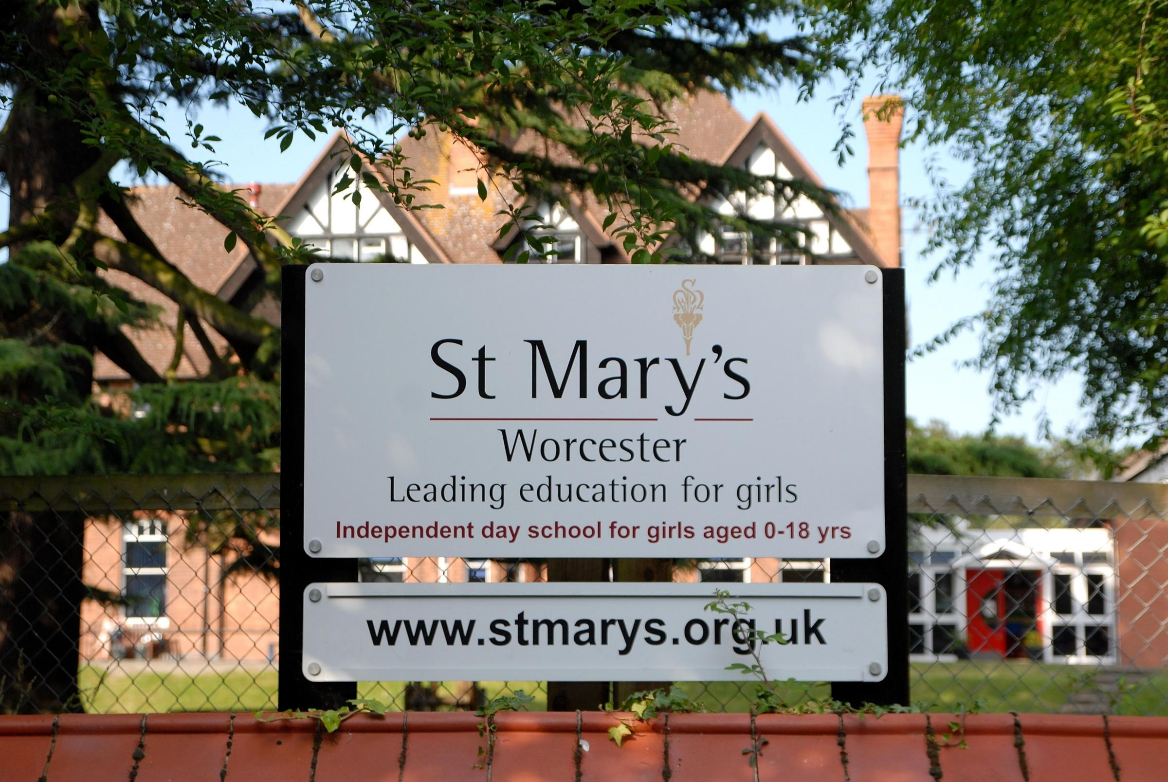 Closed: St Mary's School in Worcester