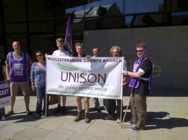 Unison hails strike as great success