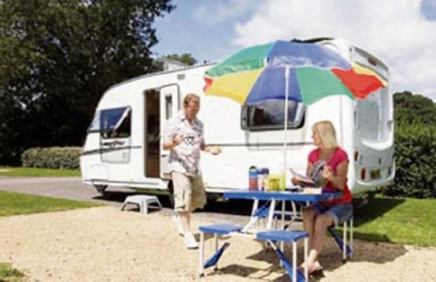 Caravan owners advised to check TV licence requirements