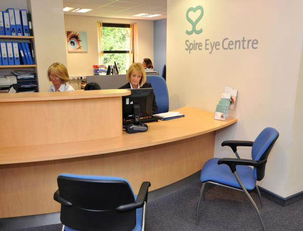 John Anyon       11/6/14         2414621805  Spire South Bank Hospital, Bath Road, feature on new facilities...............Spire Eye Centre (7072237)