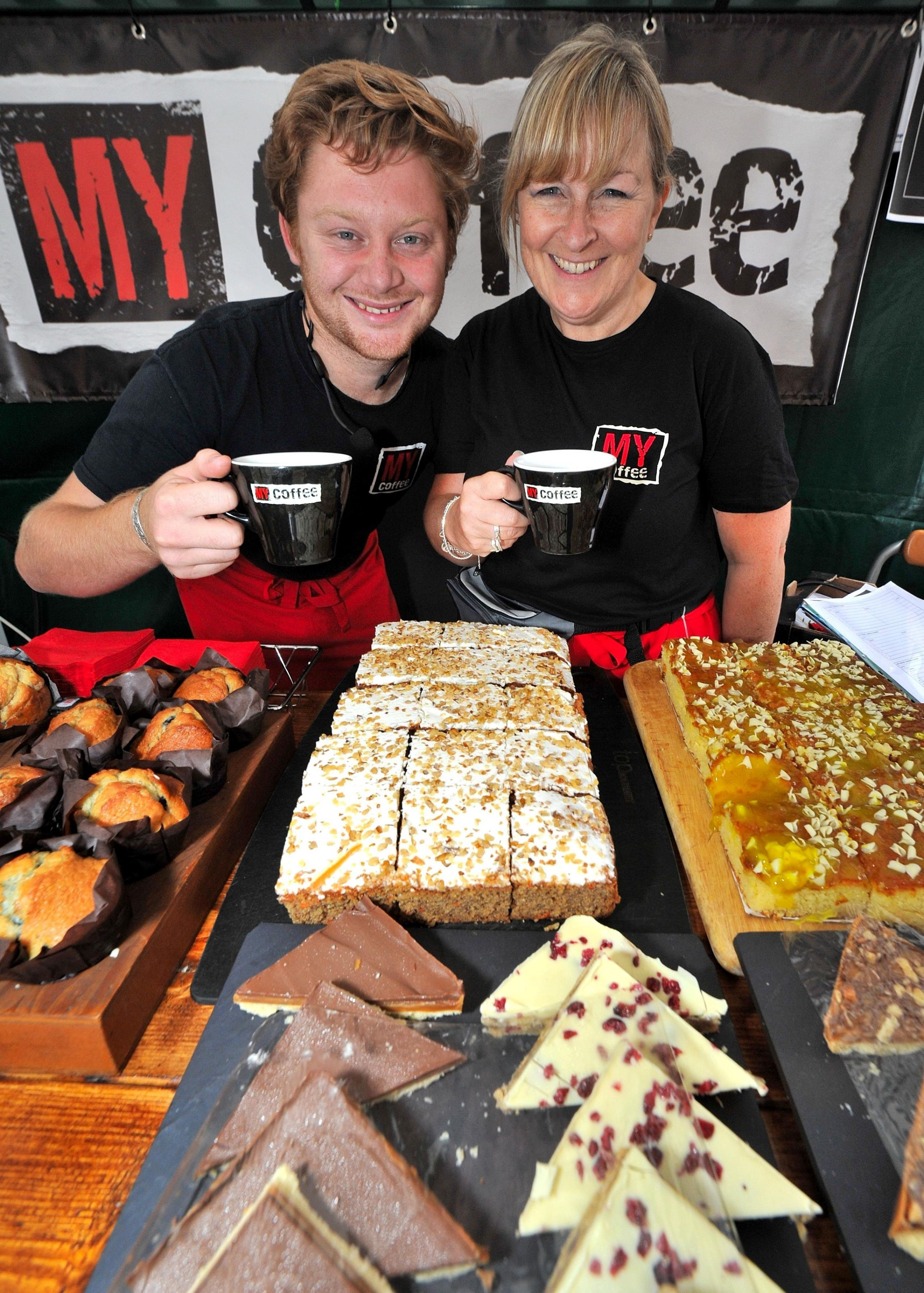 Live updates: Worcester Foodie Festival in full swing
