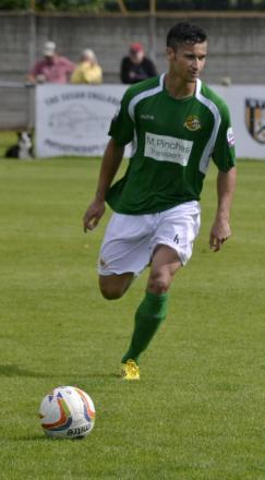 NEW ADDITION: Worcester City have signed utility player Connor Gater.