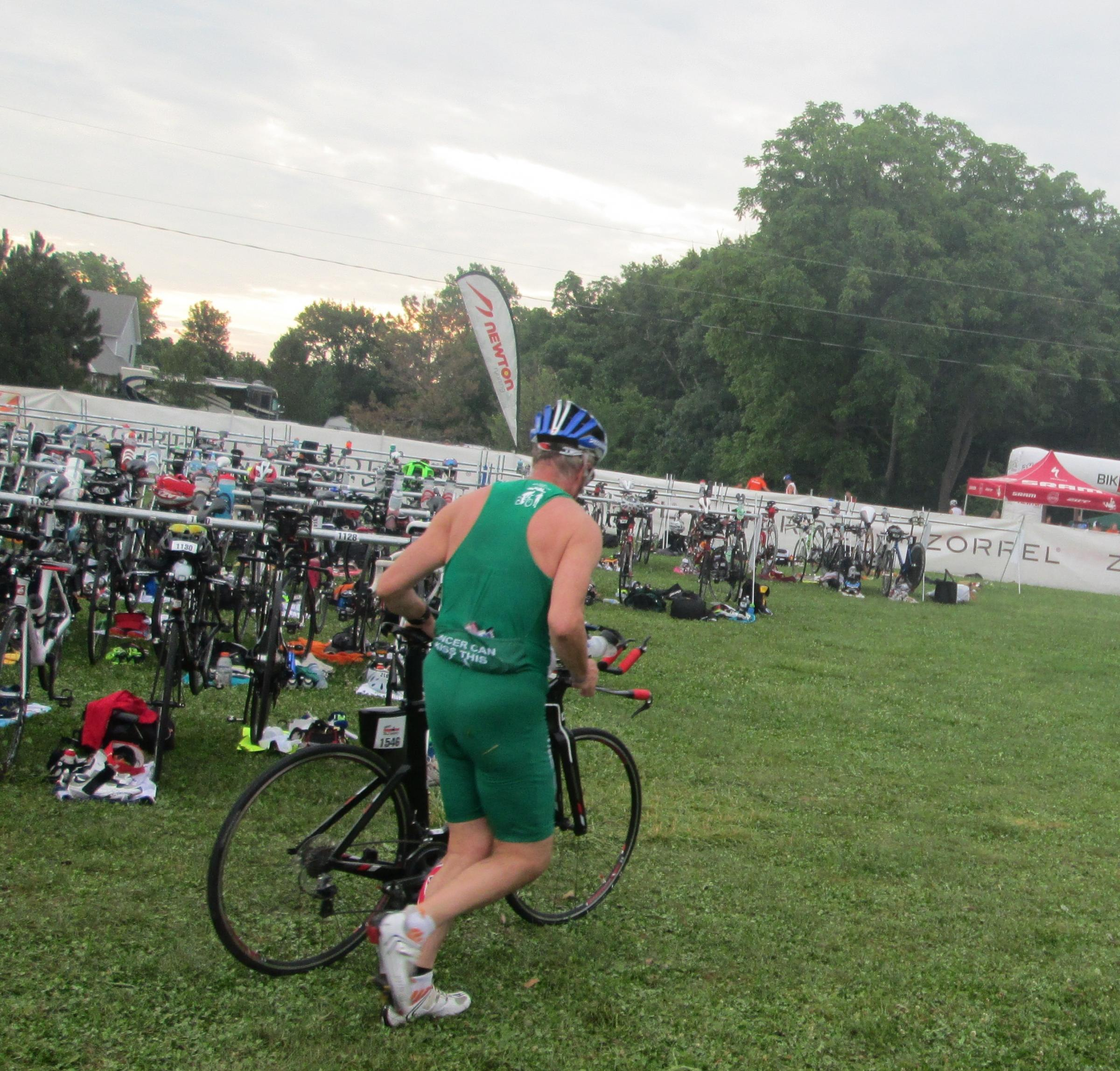 Worcester Fundraiser Thwarted By Bike Theft.