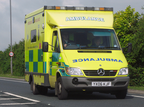 Motorcyclist injured following collision in Herefordshire