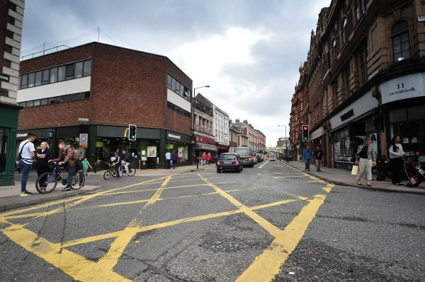 Four men on bail following mass brawl in Worcester