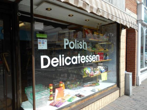 Polish Delicatessen opens in St John's, Worcester