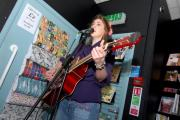 Claire Boswell at Rise Records. Picture by Nick Toogood.