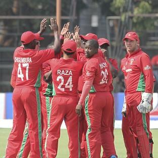 Zimbabwe made history with their vi
