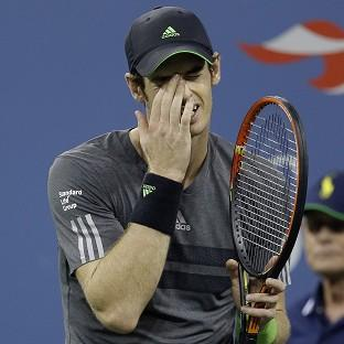 Andy Murray is out of the US O