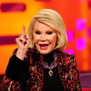 Joan Rivers has died at the a