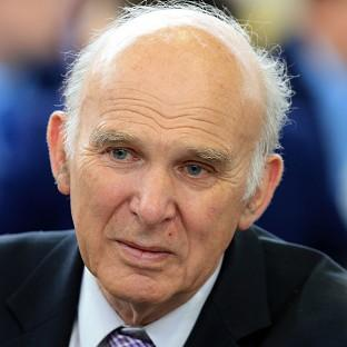 Business Secretary Vince Cable will launch a competition for cyber security firms