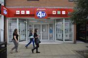 The Phones 4u store in George Street, Hove
