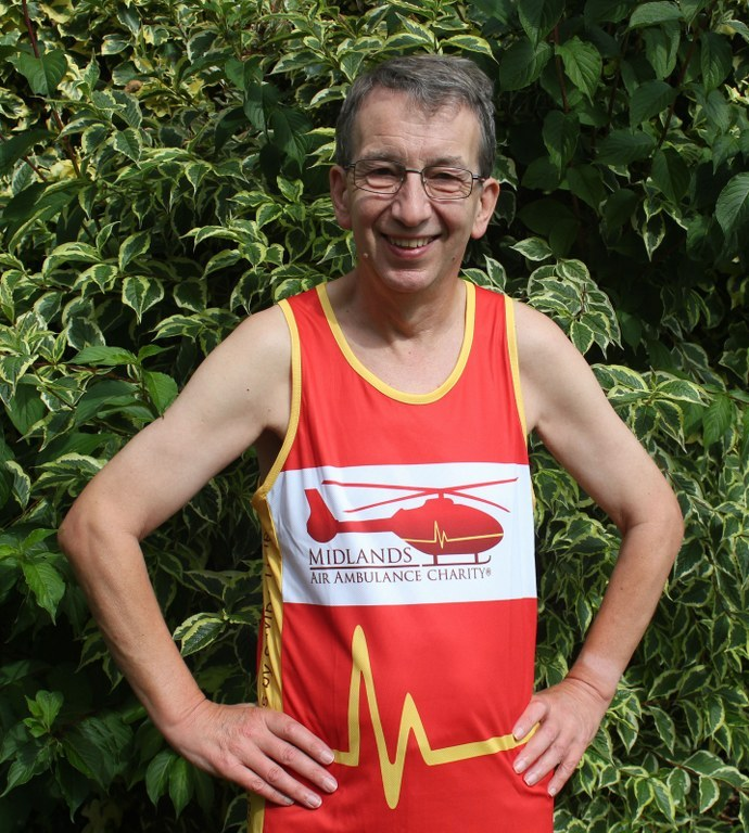 Doug Richards will be heading off for a new running adventure. SP
