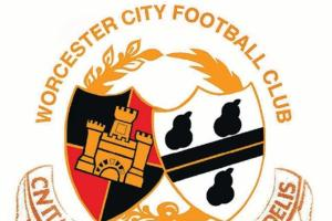 Worcester City's ten men battle to take point against Guiseley at Aggborough