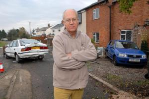 Call for action on speeding as family's three cars are wrecked in single crash