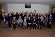 4814762401 Paul Jackson 24.11.14 Worcester - Arctic Convoy Veterans and representatives received the Ushakov Medal from the Russians for their service in World War Two. (13388836)