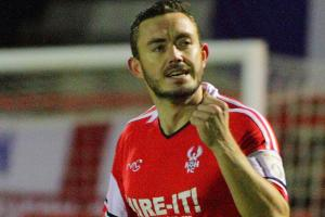 Craig Reid leaves Harriers by mutual consent