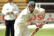 COUNTY LEGEND: Graeme Hick pictured in action during his final season for Worcestershire in 2008. Now a coach, he will return to New Road next summer with Australia under 19s.