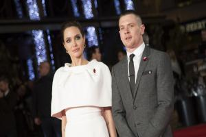 Jack O'Connell: Angelina Jolie's loved in Derby