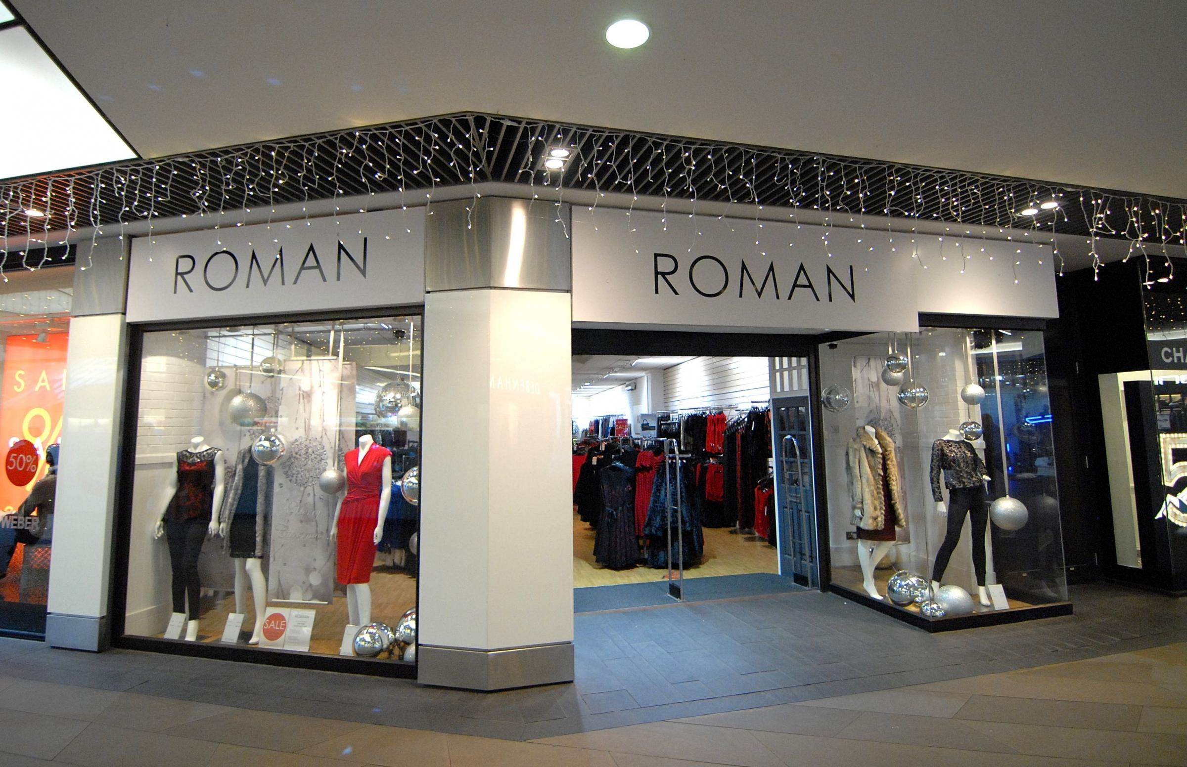 Clothing stores in worcester ma