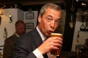 Nigel Farage says his political career does not give him time for a normal family life
