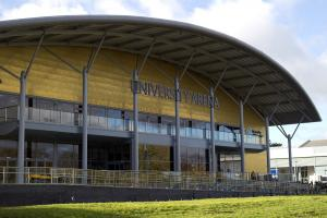 Home games to start for Worcester Wolves