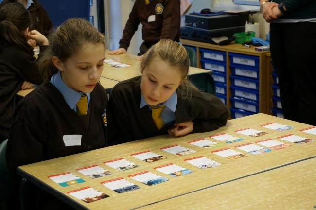 School children adopt new hampshire card game designed to ropley primary school has adopted the new games to help stimulate learning across their classrooms ccuart Choice Image
