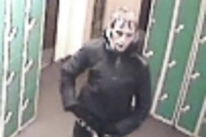 CCTV released after theft at Worcester school