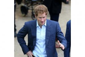 Harry to miss royal baby's birth