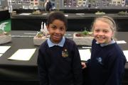 Defford First School youngsters impress judges at RHS Malvern Spring Festival