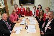 Bengeworth Academy pupils given talk on Tanzania project