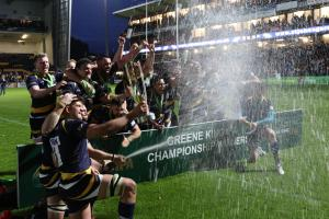 Worcester Warriors bounce back to the Premiership