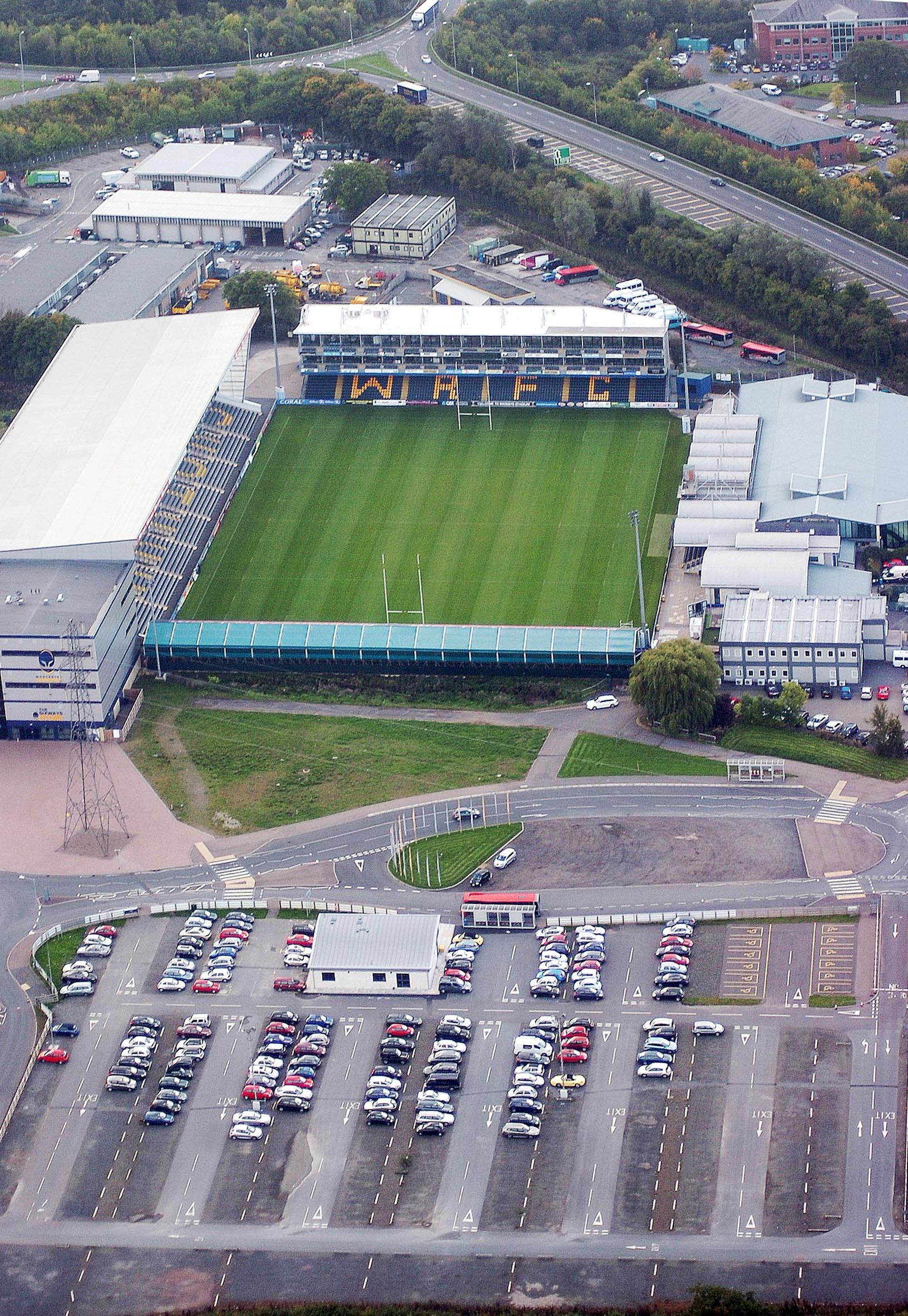 Worcester Warriors to install synthetic pitch for next season