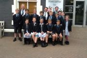 RGS The Grange pupils quiz new Worcestershire MP