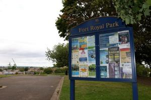 Post mortem into man found dead in Fort Royal Park is inconclusive