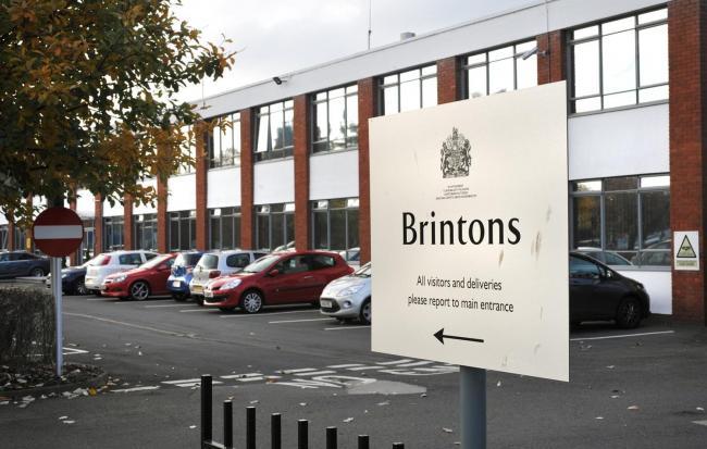 Kidderminster Carpet Manufacturer Brintons To Slash Workforce By Up 65