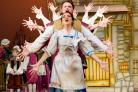 Beauty and the Beast was the Courtyard's most successful panto to date