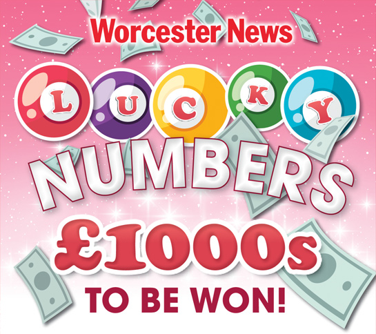 Worcester News: lucky numbers